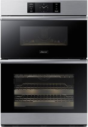 "Dacor Modernist DOC30M977DS Double Wall Oven Stainless Steel, DOC30M977DS 30"" Modernist Series Combi Wall Oven"