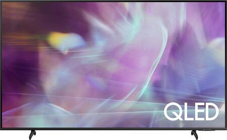 Samsung  QN75Q60AAFXZA LED TV Black, QN65Q60AAFXZA 4K LED TV