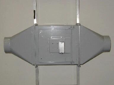 IL1200-10D 1200 CFM Inline Blower with 10″ Round