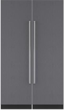 Sub-Zero Designer 710356 Column Refrigerator & Freezer Set Panel Ready, Main Image