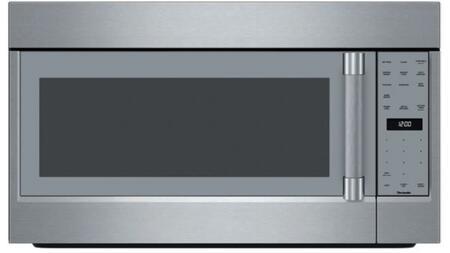 Thermador Professional MU30WSU Over The Range Microwave Stainless Steel, MU30WSU 30-Inch Built-Under Microwave Hood