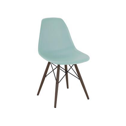 Design Lab MN Trige LS9440SRFWAL Accent Chair Green, 7a80120d b34b 40dc b06f 7ea2e2dbe6a2
