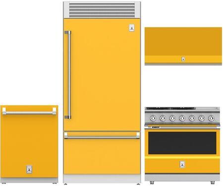 Hestan 963911 Kitchen Appliance Package & Bundle Yellow, 1