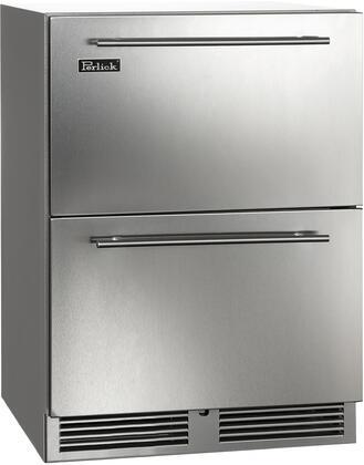 Perlick C Series HC24RO35 Drawer Refrigerator Stainless Steel, Main Image