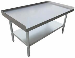 Sierra ES3072 Commercial Equipment Stand and Filler Table, Main Image
