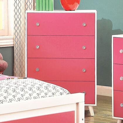Furniture of America Alivia CM7850PKC Chest of Drawer , 1