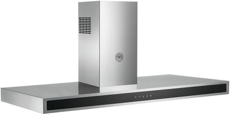 Bertazzoni Professional KG48CONX Wall Mount Range Hood Stainless Steel, KG48CONX  Professional Series 48 Inch Wall Mount