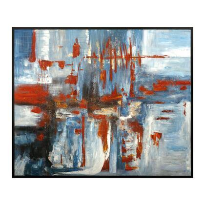 Signature Art Series 3230008 January 72″ x 60″ Acrylic Painting in Multi