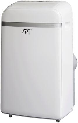 Sunpentown WA-P951E Portable Air Conditioner with 14 000BTU Cooling Self-Evaporating Technology  LCDI Plug  Digital Temperature Display  Directional Air