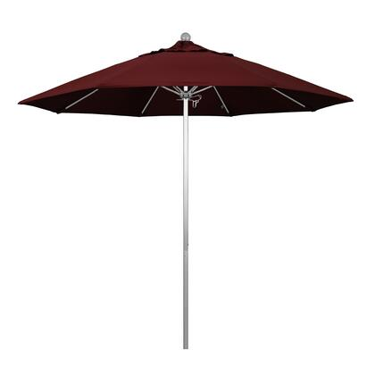 California Umbrella Venture ALTO908002SA36 Outdoor Umbrella Red, ALTO908002-SA36Main Image
