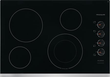 Frigidaire FFEC3025US Electric Cooktop Stainless Steel, Main Image
