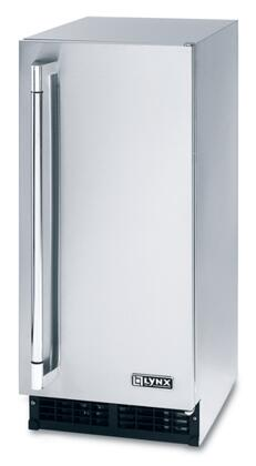 Lynx  L15ICE Ice Maker Stainless Steel, 1