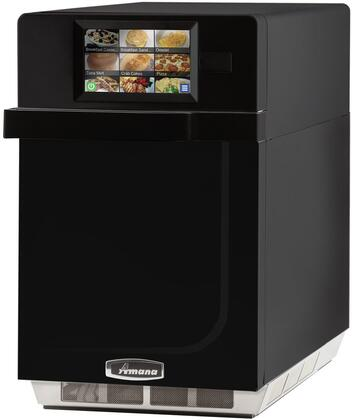 ARX1BL Commercial Xpress IQ  ARX Series  .61 cu. ft. Capacity  1000 W Microwave and 3000 W Convection  11 Power Levels  4 Cooking Stage  1200+ Menu