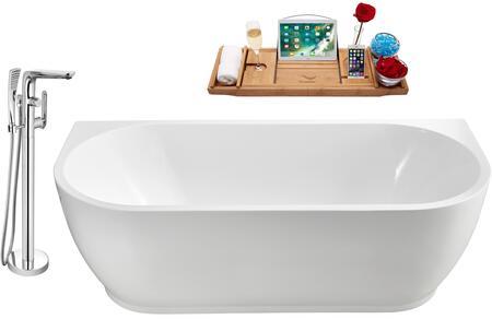 Streamline NH520120 Bath Tub, Main Image