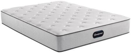 BR 800 Series 700810003-1020 Twin Extra Long 12″ Medium Mattress with DualCool Technology  AirCool Foam  Pocketed Coil Support and Energy