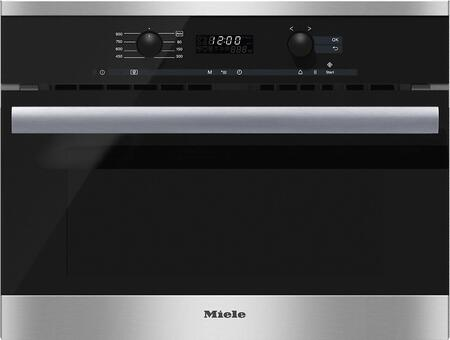 Miele  M6260TC Built-In Microwave Stainless Steel, M6260TC Built-in Microwave Oven