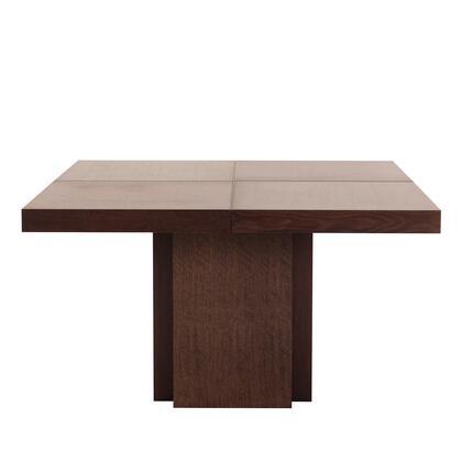 Tema Home Dusk 9500620904 Dining Room Table Brown, 5603449620904.MAIN