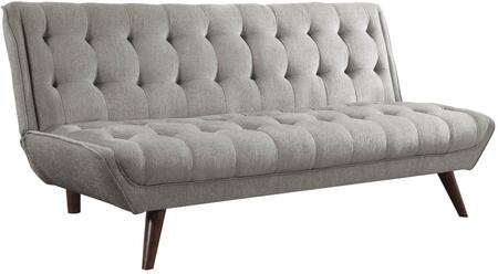 Coaster Natalia 505608 Sofa Bed Gray, Main Image