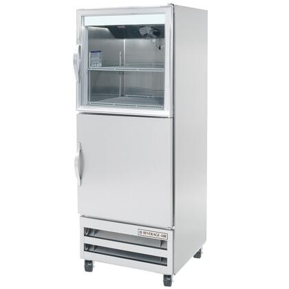 Beverage-Air RID18 RID18HGS Pass-Thru and Roll-In and Roll-Thru Stainless Steel, main image
