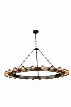 Elegant Lighting 1500G55AI Ceiling Light, Image 1