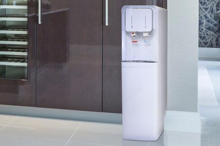 International H2O H2O500UFW75 Water Dispenser White, H2O500UFW75 Water Dispenser