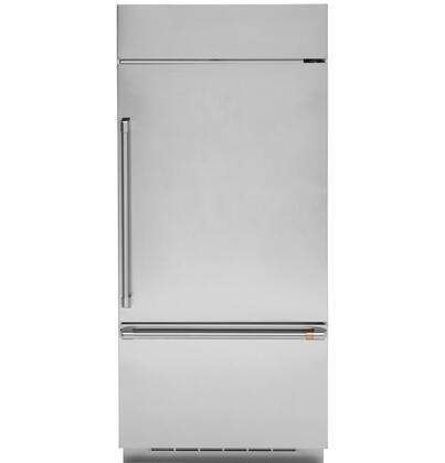 Cafe  CDB36RP2PS1 Bottom Freezer Refrigerator Stainless Steel, CDB36RP2PS1 Bottom Freezer Refrigerator