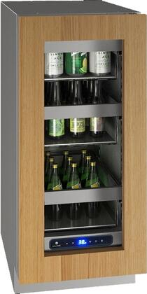 U-Line 5 Class UHRE515IG01A Compact Refrigerator Panel Ready, Main Image