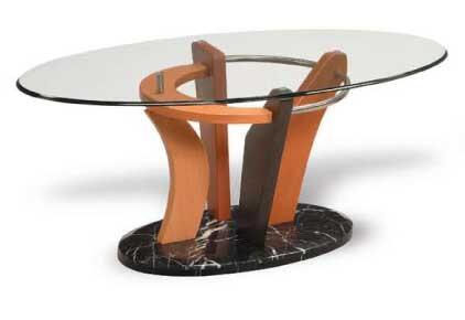 Global Furniture USA 5443NC Coffee and Cocktail Table, 1