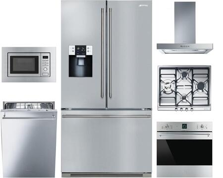Smeg 798735 Kitchen Appliance Package & Bundle Stainless Steel, main image