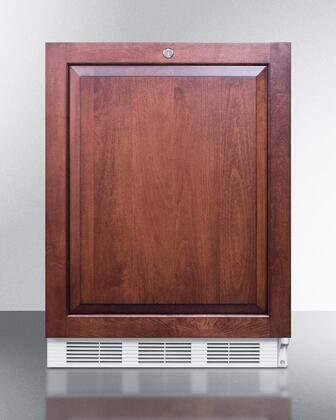 Summit Medical VT65MLBIIFADA Compact Freezer Panel Ready, Main View
