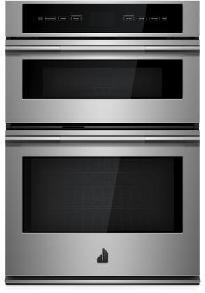 Jenn-Air Rise JMW2430IL Double Wall Oven Stainless Steel, JMW2430IL RISE Microwave Wall Oven Combo