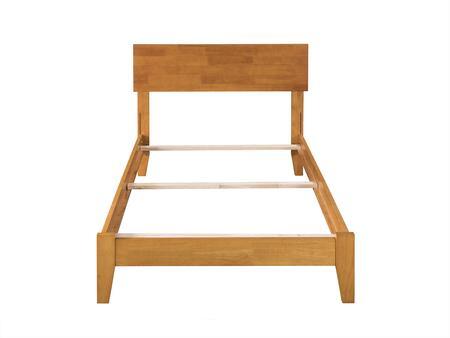 Atlantic Furniture Orlando AR8111037 Bed Brown, AR8111037