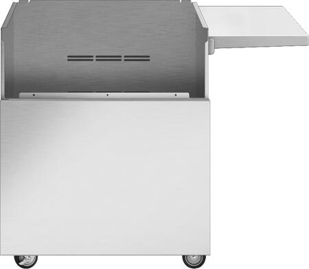 DCS  CSS30 Grill Cart Stainless Steel, 1