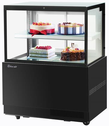 Turbo Air TBP46FN Display and Merchandising Refrigerator, 1