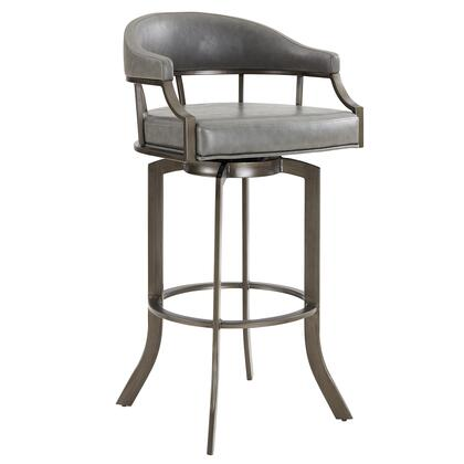 Armen Living LCEDBAMFVG Bar Stool, 1