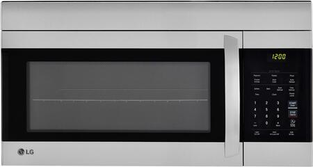 LG  LMV1762ST Over The Range Microwave Stainless Steel, Main Image