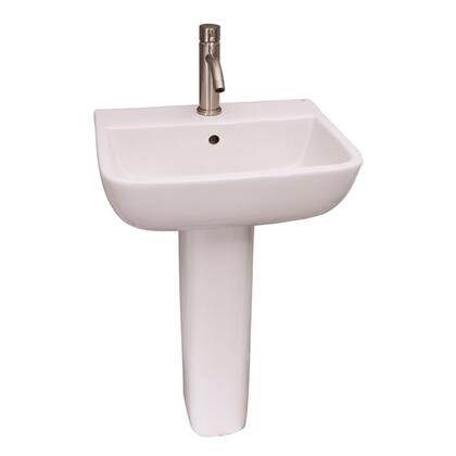 Barclay  3211WH Sink , Faucet not included