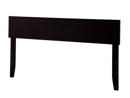 Atlantic Furniture Orlando AR281851 Headboard Brown, AR281851 SILO F 180