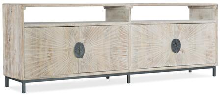 Hooker Furniture 5560-55 556055486LTWD 52 in. and Up TV Stand, Silo Image