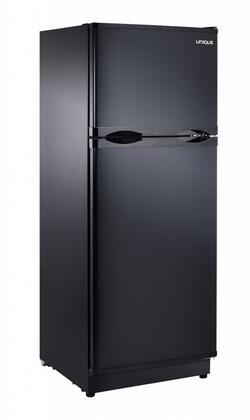 Unique  UGP290L1DCB DC Refrigerators Black, Main Image