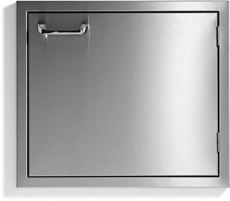 Lynx Sedona LDR424 Access Door Stainless Steel, LDR424 Front View
