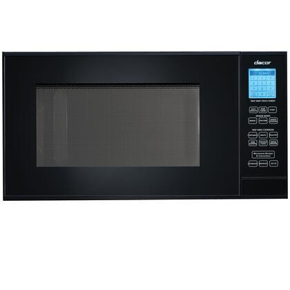 Dacor Renaissance DMT2420BK Built-In Microwave Black, 1