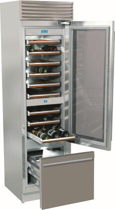 Fhiaba X-Pro FP24BWRRGS Wine Cooler 51-75 Bottles Stainless Steel, Main Image