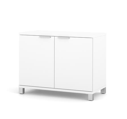 Bestar Furniture Pro-Linea 12087917 Chest of Drawer WHITE, Image 1
