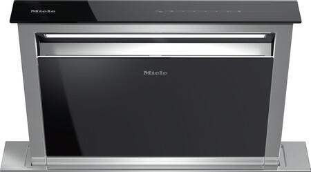 Miele  DA6881600 Downdraft Hood Stainless Steel, DA6881600 30-inch Downdraft Ventilation Hood