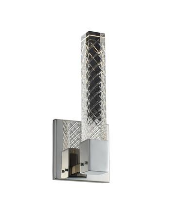 Apollo 034920-010-FR001 1-Light LED ADA Wall Bracket in Chrome Finish with Firenze