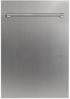 DW-304-H-18 18″ Fully Integrated Dishwasher with 16 Place Settings  3 Mesh Filters  40 dBA  EcoWash Technology  Energy Star Compliant  in 304