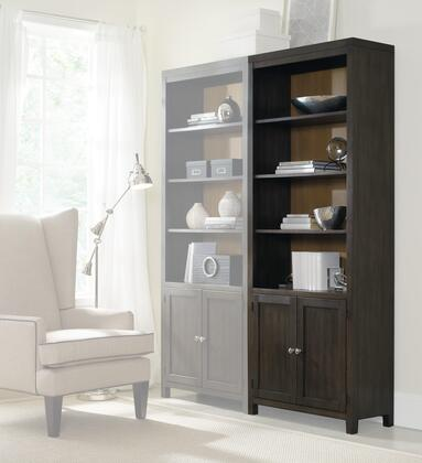 Hooker Furniture South Park 507810445 Bookcase Gray, Main Image