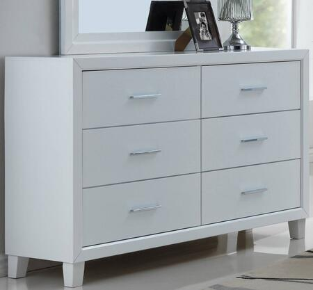 Acme Furniture Switzer 24075 Dresser White, 1