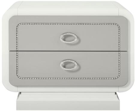 Acme Furniture Allendale 20193 Nightstand White, 1